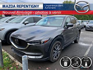 Used 2017 Mazda CX-5 GT AWD CUIR TOIT GPS BOSE 88.25$/SEM for sale in Repentigny, QC