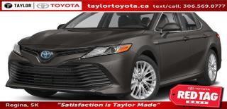 New 2020 Toyota Camry HYBRID SE for sale in Regina, SK