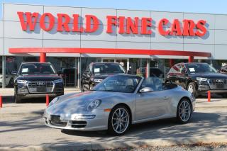 Used 2008 Porsche 911 Carrera 4S | *6-Speed* | AWD | Accident Free! for sale in Etobicoke, ON