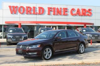 Used 2014 Volkswagen Passat 2.0 TDI Highline | DIESEL! for sale in Etobicoke, ON