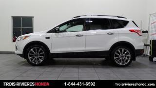 Used 2016 Ford Escape SE + AWD + BLUETOOTH + CAMERA DE RECUL ! for sale in Trois-Rivières, QC
