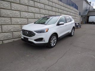 Used 2020 Ford Edge Titanium for sale in Fredericton, NB