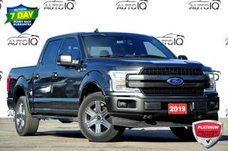 Used 2019 Ford F-150 Lariat LARIAT | 2.7L V6 ECOBOOST | SPORT PACKAGE | TWIN PANEL MOONROOF for sale in Kitchener, ON