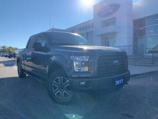 "Used 2017 Ford F-150 XLT Sport 4X4/Navi/18"" Wheel for sale in St Thomas, ON"