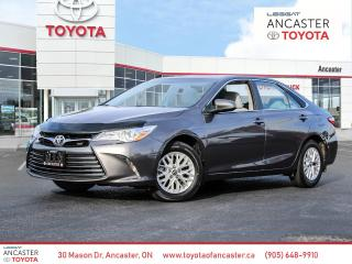 Used 2017 Toyota Camry LE for sale in Ancaster, ON