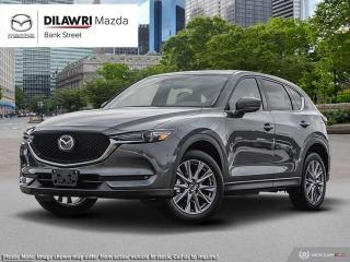 New 2021 Mazda CX-5 GT w/Turbo for sale in Ottawa, ON