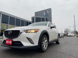 Used 2018 Mazda CX-3 GS FWD for sale in Ottawa, ON