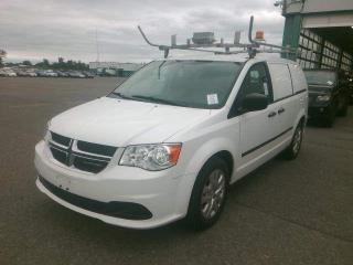 Used 2016 Dodge Grand Caravan SE/SXT CARGO WITH LADDER RACK for sale in Stittsville, ON