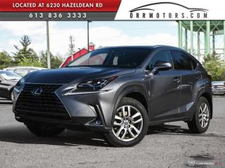 Used 2019 Lexus NX 300 LUXURY PACKAGE | LOADED for sale in Stittsville, ON
