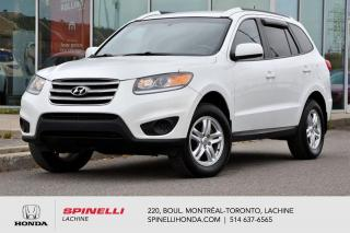 Used 2012 Hyundai Santa Fe GL FWD PROPRE  8 PNEUS AUTO FWD MAGS AC BLUETOOTH++ for sale in Lachine, QC
