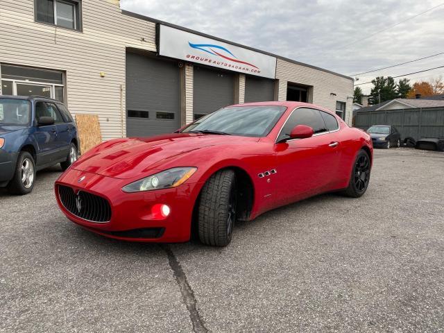2008 Maserati GranTurismo PININFARINA