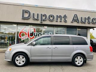 Used 2015 Dodge Grand Caravan Familiale à 4 portes, Crew for sale in Alma, QC