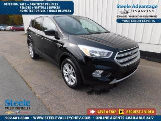 Used 2017 Ford Escape SE -Go Further with this escape  -ONLY 43,000 km !! SUPER CLEAN !! CRAZY LOW PAYMENTS !! for sale in Kentville, NS