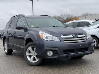 Used 2014 Subaru Outback 2.5i Convenience Package HEATED SEATS, MANUAL for sale in Midland, ON