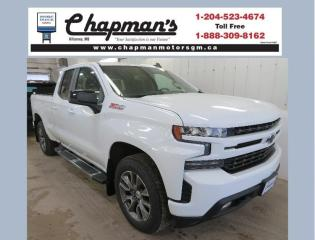 New 2021 Chevrolet Silverado 1500 RST Remote Start, Heated Seats, Bose Speaker System for sale in Killarney, MB