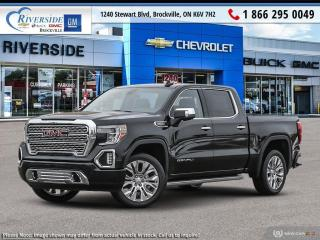 New 2021 GMC Sierra 1500 Denali for sale in Brockville, ON