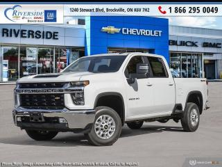 New 2020 Chevrolet Silverado 2500 HD LT for sale in Brockville, ON