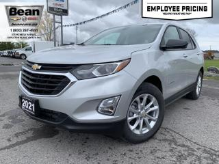 New 2021 Chevrolet Equinox LS FWD WITH HEATED SEATS for sale in Carleton Place, ON