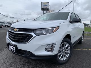 New 2021 Chevrolet Equinox LS for sale in Carleton Place, ON