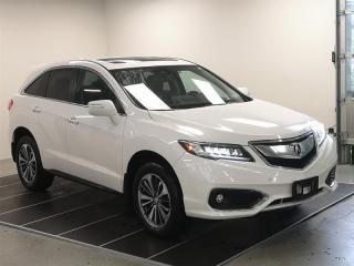 Used 2018 Acura RDX Elite at for sale in Port Moody, BC