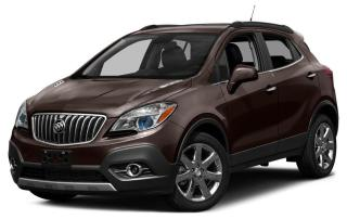 Used 2013 Buick Encore Leather for sale in London, ON