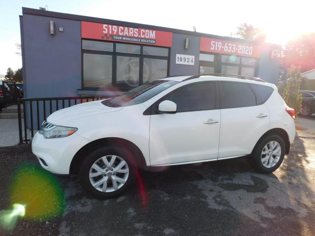 2012 Nissan Murano Low Kms | AWD | Cruise