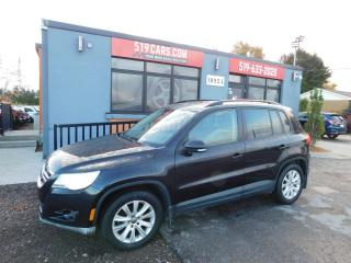 Used 2010 Volkswagen Tiguan COMFORTLINE | Pano Roof | 2 sets of Tires for sale in St. Thomas, ON