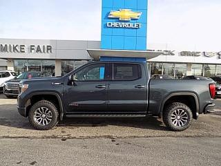 New 2021 GMC Sierra 1500 AT4 for sale in Smiths Falls, ON