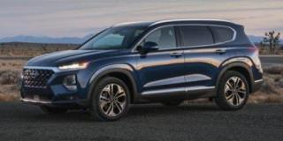 New 2020 Hyundai Santa Fe PREF AWD for sale in Mississauga, ON
