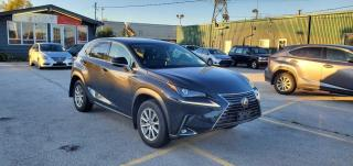 Used 2020 Lexus NX NX 300 Auto for sale in Burlington, ON