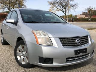 Used 2007 Nissan Sentra 4DR SDN I4 CVT 2.0 for sale in Waterloo, ON