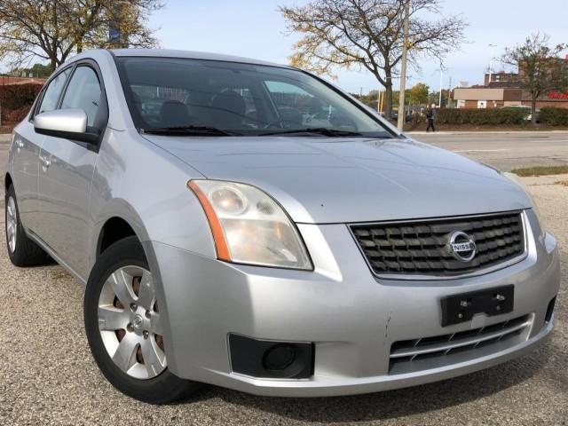 2007 Nissan Sentra 4DR SDN I4 CVT 2.0