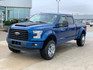 Used 2017 Ford F-150 XLT SPORT for sale in Tilbury, ON