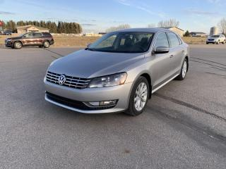 Used 2012 Volkswagen Passat 2.0 TDI Man Highline for sale in Shellbrook, SK
