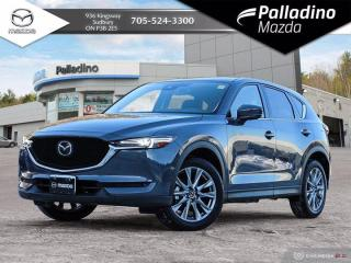 New 2021 Mazda CX-5 GT Demo - ADDITIONAL DEMO SAVINGS AVAILABLE for sale in Sudbury, ON