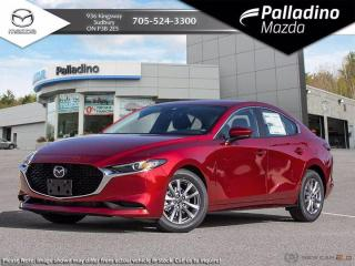 New 2021 Mazda MAZDA3 GS for sale in Sudbury, ON