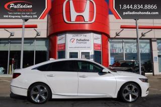 Used 2018 Honda Accord Sedan Touring for sale in Sudbury, ON
