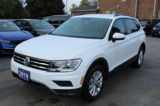 Used 2019 Volkswagen Tiguan Trendline for sale in Brampton, ON