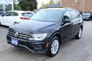 Used 2019 Volkswagen Tiguan Trendline 4Motion for sale in Brampton, ON