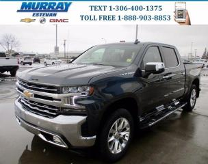 New 2021 Chevrolet Silverado 1500 LTZ/ HEATED/COOLED LEATHER/ REMOTE START/ TOW PKG for sale in Estevan, SK