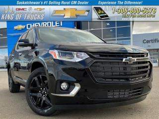 New 2020 Chevrolet Traverse Premier for sale in Rosetown, SK