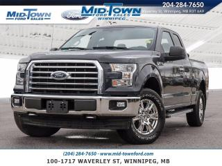 Used 2017 Ford F-150 XTR 5.0L for sale in Winnipeg, MB