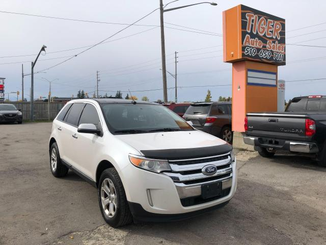 2011 Ford Edge SEL**LEATHER**ROOF**NAVI**CERTIFIED