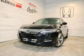 Used 2019 Honda Accord Touring for sale in Blainville, QC