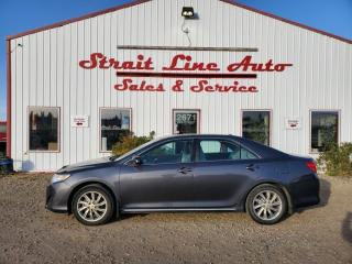 Used 2012 Toyota Camry for sale in North Battleford, SK