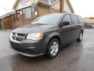 Used 2016 Dodge Grand Caravan 3.6L V6 Loaded Certified ONLY 40,000Km for sale in Rexdale, ON