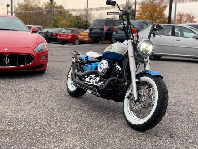 1999 Yamaha XVS650 CUSTOM
