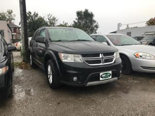 Used 2013 Dodge Journey SXT AS-IS for sale in Mississauga, ON