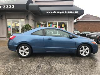 Used 2008 Honda Civic LX-SR for sale in Mississauga, ON