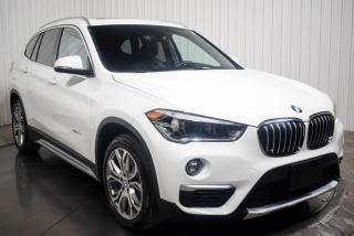 Used 2017 BMW X1 XDRIVE CUIR TOIT for sale in St-Hubert, QC